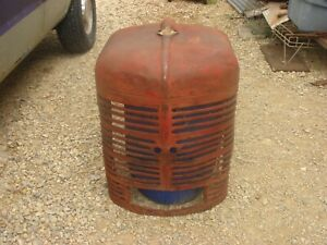 Vintage H Farmall Tractor Rat Rod Man Cave Grill Free Shipping