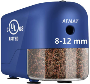 Afmat Colored Pencil Sharpener Commercial Electric pencil sharpener Heavy Duty