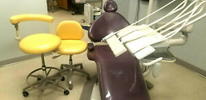 A dec Dental Chair With Adec Cart With Extas Lincoln Ne Pick Up Only