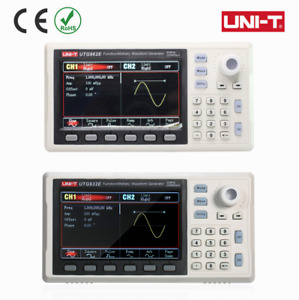Function Signal Generator Utg962e utg932e Arbitrary Waveform 2ch Frequency Meter