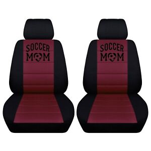 Truck Seat Covers Fits 2007 To 2021 Chevy Suburban For Soccer Mom s