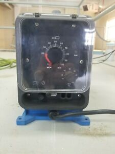 Pulsatron Metering Pump Chemical Feed Pump Water Treatment Chemical Dosing