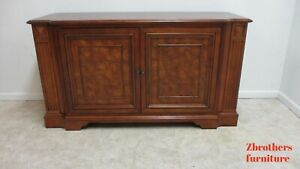 Ethan Allen Townhouse Media Cabinet Server Sideboard Console