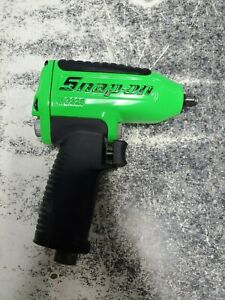 Snap On Wg325 3 8 Green Automotive Impact Wrench Tool Tools 325 Ft lb