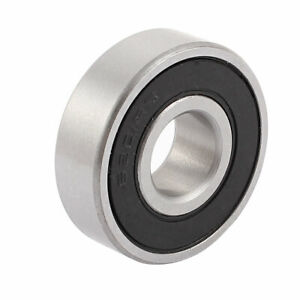 6201rs Roller skating Deep Groove Ball Bearing 32x12x10mm Replacement