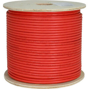 50 2 0 Awg 600v Welding Battery Cable Red