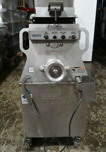 Hobart Mg2032 1 32 Meat Mixer Grinder With Air drive Foot Switch Operation