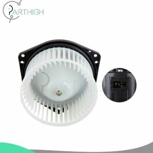 A c Heater Blower Motor For 2000 2003 2004 Nissan Frontier Xterra Replacement