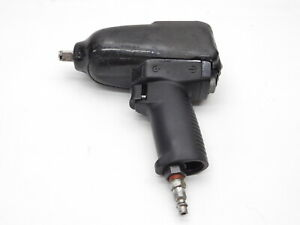Snap on Tools Mg725 1 2 Drive Super Duty Impact Wrench Black W cover