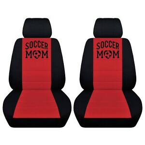 Truck Seat Covers Fits 2007 To 2013 Chevy Avalanche For Soccer Mom s