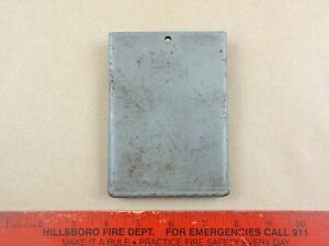 Very Nice Atlas Craftsman Commercial 12 Lathe Compound Rest Chip Guard 122 046