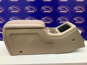2003 2006 Oem Ford Expedition Center Console Armrest Storage