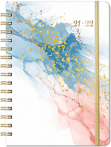 2021 2022 Start In July Daily Monthly Planner Calendar Organizer Day Refill Cute