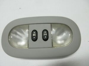 04 2008 Ford F 150 Front Overhead Dome Light Sunroof Back Window Switch Grey