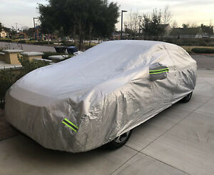 For Honda Civic 16 21 Car Cover Outdoor Waterproof All Weather Sun Uv Protection