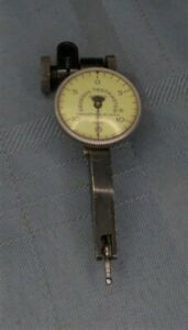 Vintage Federal Testmaster M 1 Dial Test Indicator 001 Jeweled Usa