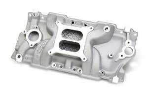 Weiand Speed Warrior Intake Manifold For Chevy Small Block