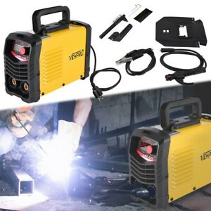 Welder Gas Less F lux Core Wire Automatic Feed Welding Machine Us Stock