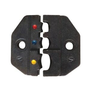 Greenlee 45509 Interchangeable Die Sets For Insulated Terminals 22 10 Awg