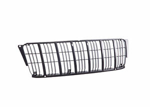 Black Front Grille Grill Insert Fit 99 03 Jeep Grand Cherokee Limited New Parts