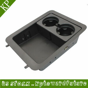 Center Console Cup Holder Tray For 22860866 2007 2013 Chevrolet Gmc