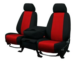 Ford Ranger 1998 2003 Red Neosupreme Custom Fit Front Seat Covers