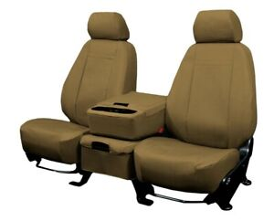 Ford Ranger 1998 2003 Beige Duraplus Custom Fit Front Seat Covers