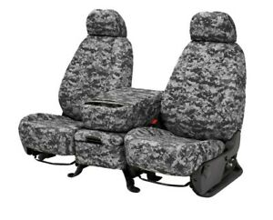 Toyota Tacoma 2001 2004 Urban Camouflage Custom Fit Front Seat Covers