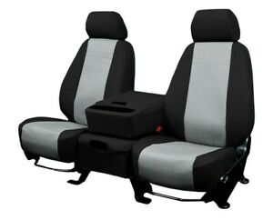 Ford Ranger 1998 2003 Light Grey Duraplus Custom Fit Front Seat Covers