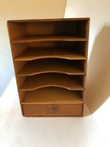 Kingsley Machine Storage Cabinet For Type Boxes With Spacer Tray In Drawer