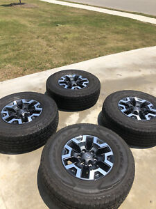 2020 Toyota Tacoma Trd Wheels And Tires
