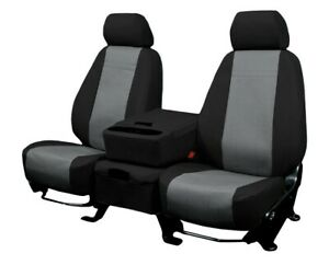 Ford Ranger 1998 2003 Charcoal Duraplus Custom Fit Front Seat Covers