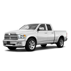 New Truck Pickup Pick Up Bed Tonneau Cover For Ram Vinyl Classic Soft Tri Fold