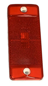 Ford Bronco 1970 1977 F Series Truck 1969 1972 Red Side Marker Light New