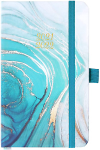 2021 2022 Pocket Daily Agenda Planner Weekly Monthly Diary Schedule Organizer