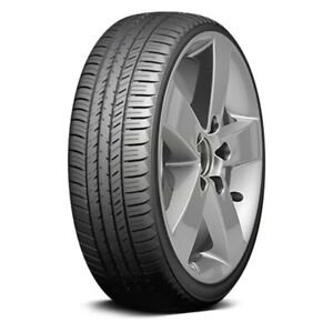 Atlas Set Of 4 Tires 225 35r18 W Force Uhp All Season Performance