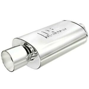 Magnaflow 14832 Universal Performance Muffler With Tip 2 25in