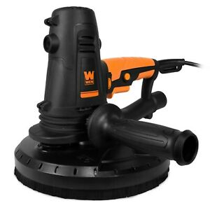 Drywall Sander Electric Power Tool Variable Speed Sanding Dust Removal Hose New