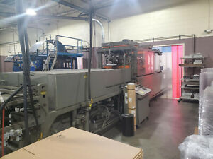 2536 Armac Thermoformer Vacuum Forming Machine Thermoforming