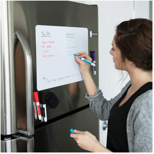 Magnetic Dry Erase Whiteboard Sheet For Kitchen Fridge With Stain Resistant