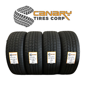 Set Of 4 Used 225 60r18 Goodyear Eagle Rs A 99w