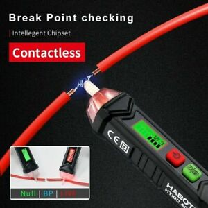 2 In 1 Non Contact 3 Phase Rotation Indicator Ac Voltage Detector Pen Tester Ht