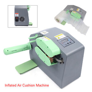 Inflated Air Cushion Pillow Dunnage Bags Package Machine Automatic 200w 110v