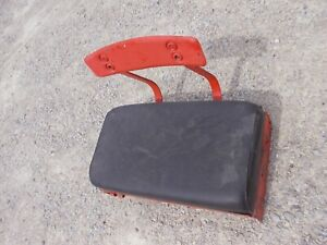 Allis Chalmers B Ac Tractor Original Deluxe Seat Assembly W Frame Cushions