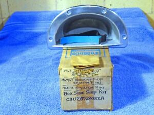 1963 1972 Ford Econoline Truck Accessory Box Side Step Kit Nos