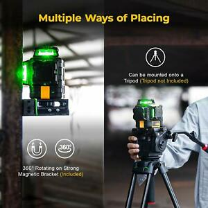 Kaiweets Automatic Levels Cross line Laser Level Kt360a Industrial Measure Tool