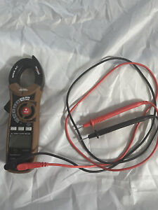 Southwire 21030t Ac Trms Clamp Meter Brown