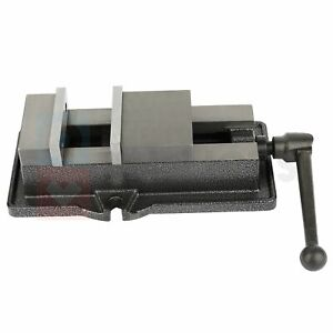 6 bench Clamp Milling Machine lock Heavy Duty Vise Base Drill Press