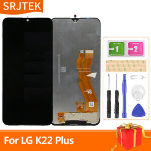 For Lg K22 Plus Lcd Display Touch Screen Digitizer Replacement Sensor Panel Part