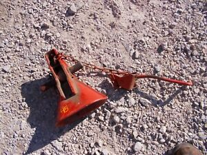 Allis Chalmers Wd45 Wd 45 Ac Tractor Snap Coupler Bell W Latch Lever